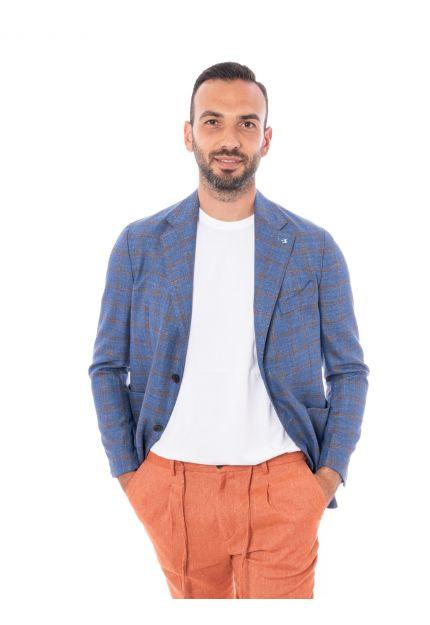 Blazer da uomo slim fit